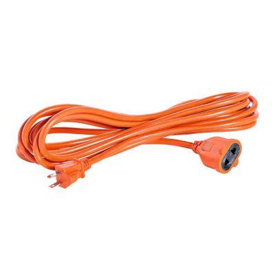 Extension profesional 2x16AWG 5m Naranja