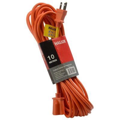 Extension 2x14AWG 10m Naranja