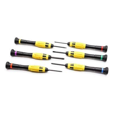 Set 6 Desarmadores Precisión