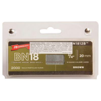 "Clavo BN1812BCS 3/4"""