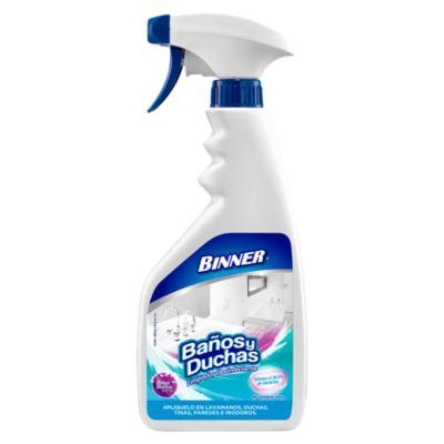 Desinfectante Baños y Duchas 0.5 L