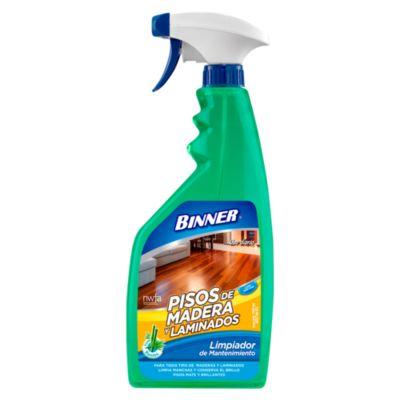 Limpiador de mantenimiento pisos madera 700ml