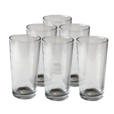 Set de 6 vasos 10 Oz