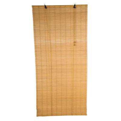 Persiana Bamboo Natura 80x165