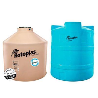 Combo Cisterna de Agua 2800 L + Tanque de Agua 2500 L