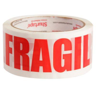 Cinta Embalaje Frágil 2'' x 55 Yds