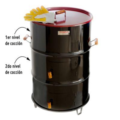Cilindro Parrillero Mediano 30 galones