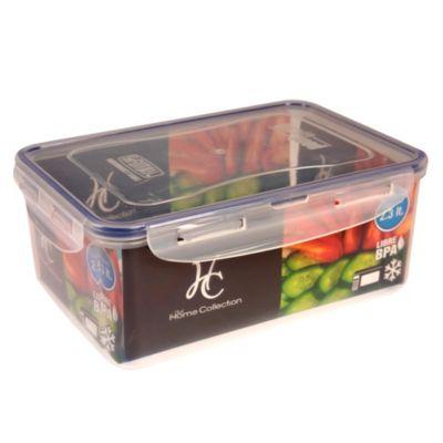 Taper rectangular 2.3L