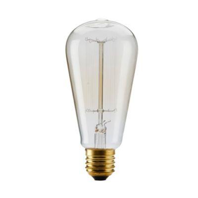 Foco Incandescente Especial 60W E27 Luz Amarilla