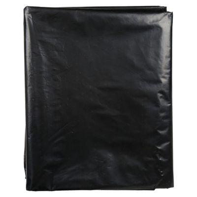 Manta Plástica Negra 4 m x 5 m