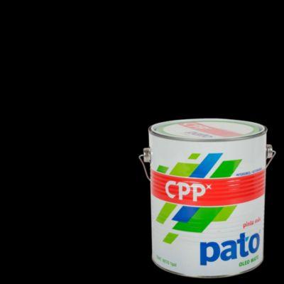 Esmalte SintétiMate Oleomate Pato Negro 1 Gl