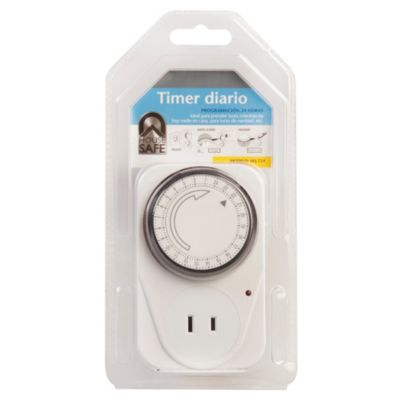 Timer Diario MS-T24