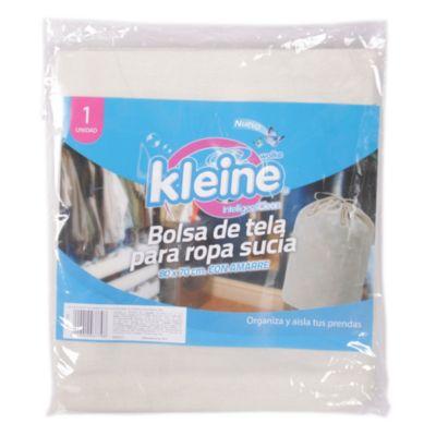Bolsa para ropa sucia 80x70cm
