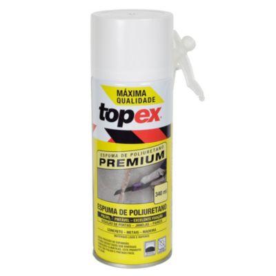 Espuma de poliuretano 340 ml