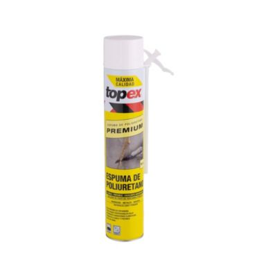 Espuma de poliuretano 750 ml