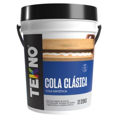 Adhesivo sintético clásico 5gl