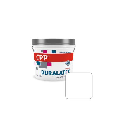 Látex Duralatex Blanco Mate 1 L
