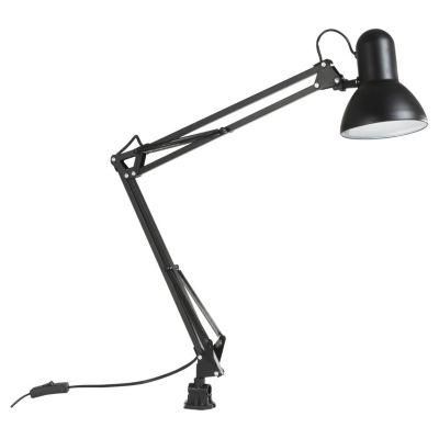 Lámpara de escritorio Dibujo negra