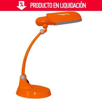 Lámpara de escritorio Julieta naranja
