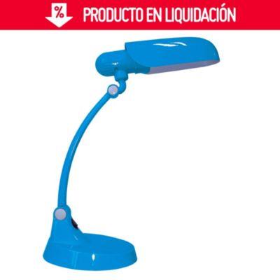Lámpara de escritorio Julieta celeste