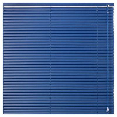 Persiana PVC azul 120x165cm