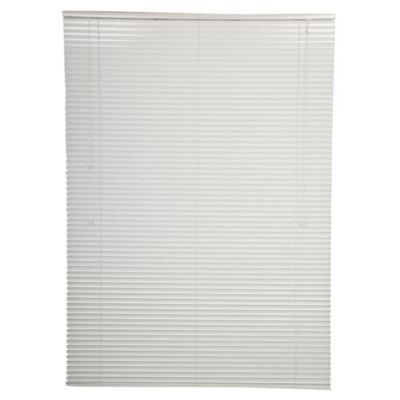 Persiana aluminio blanca 120x165cm