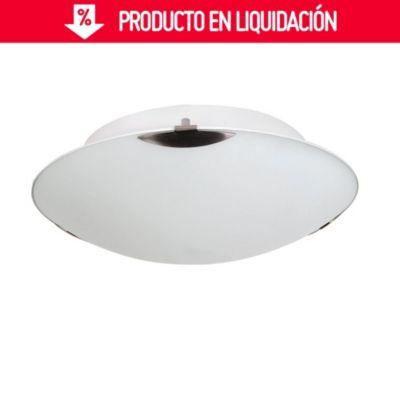 Plafon circular 2 luces