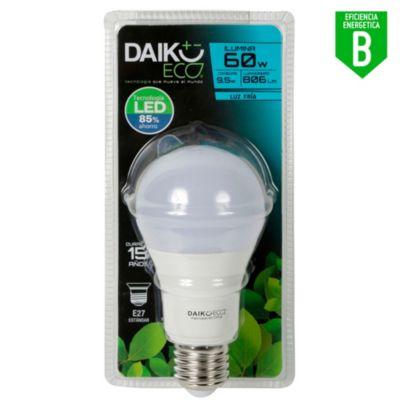 Foco Led 9.5w E27 luz blanca