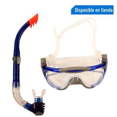 Set de buceo Mask Snorkel con aletas