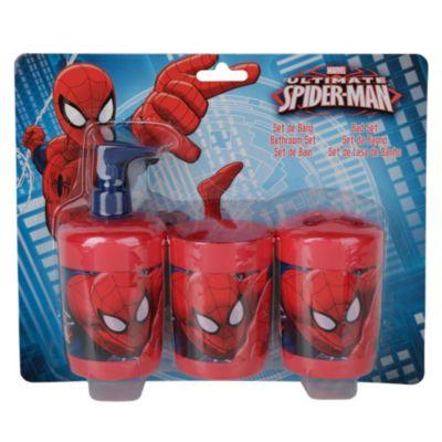 Set de baño 3 piezas Spiderman