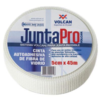 Cinta de Fibra de Vidrio Juntapro 5cmx90m