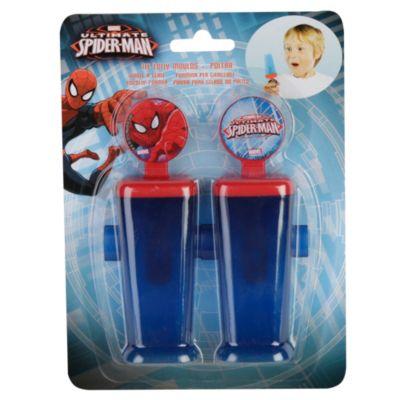 Moldes para chupetes Spiderman