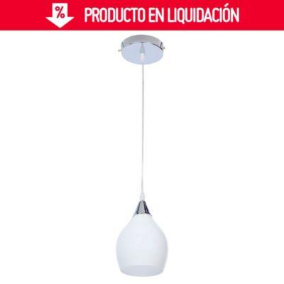 Lámpara Colgante Oviedo 1 Luz E14