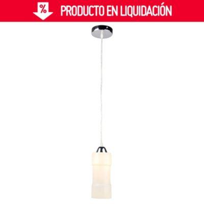 Lámpara colgante Almeria 1 luz