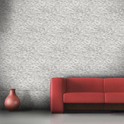Cerámica Brick Gris Fachaleta 34x60cm para piso o pared