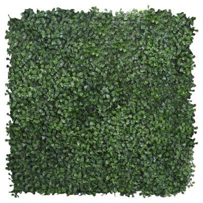 Cerco artificial hojiverde 50x50cm
