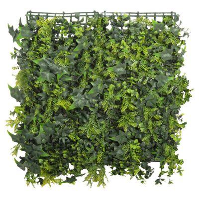 Cerco artificial verde 50x50cm