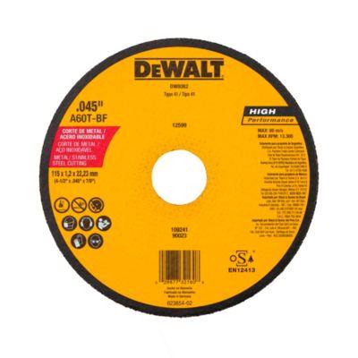 Disco de Corte metal 4.1/2 x 1.2 mm HP
