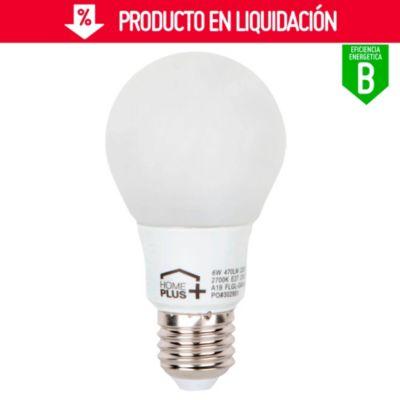 Foco Led Bulb 6W Luz Cálida