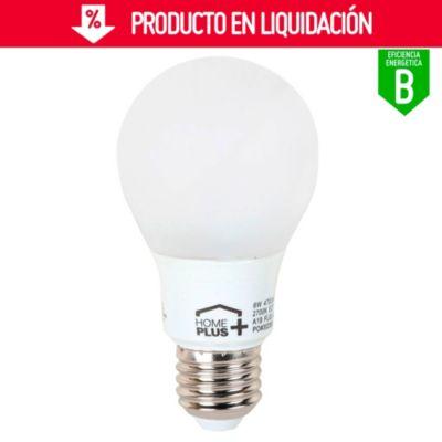 Led Bulb 6W E27 luz blanca