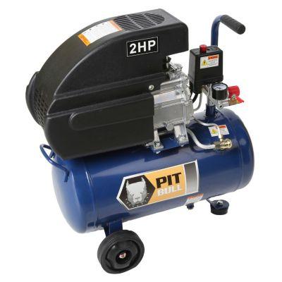 Compresora de Aire 2 HP 24 Litros