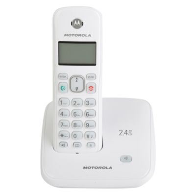 Teléfono Motorola Auri3520 Blanco