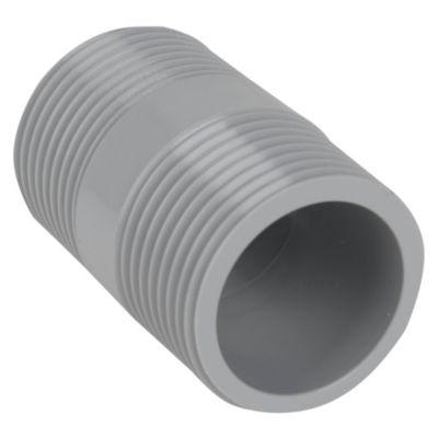 Niple 1 X 2 PVC
