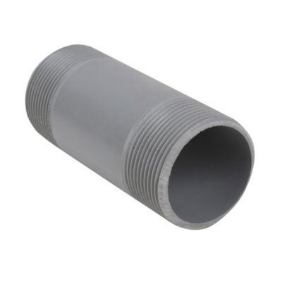 Niple 1 1/2 X 4 PVC