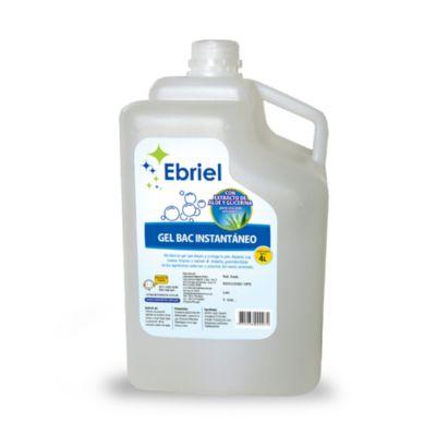 Gel Antibacterial 4 L