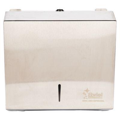 Dispensador de papel toalla Hojas Acero