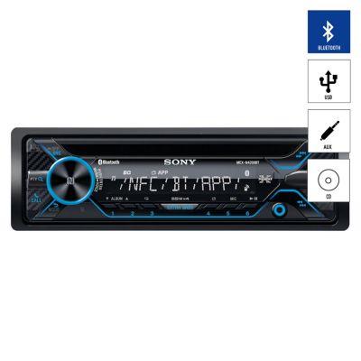 Autoradio Bluetooth/CD/USB/AUX MEX-N4200BT