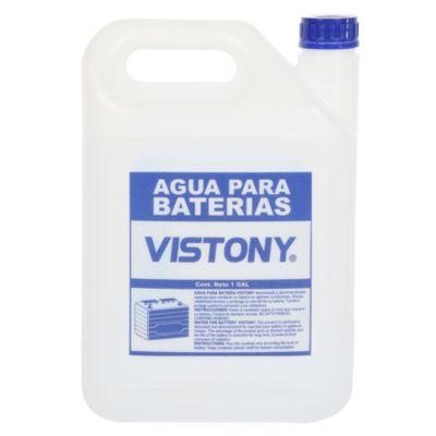 Agua para Batería 1 galón