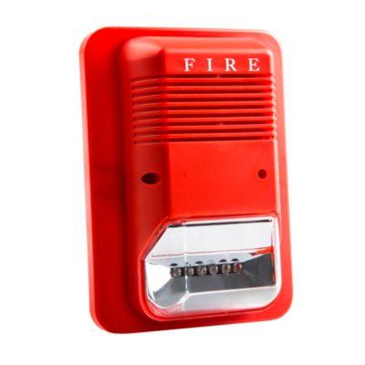 Sirena para Alarma de Incendio 24 V