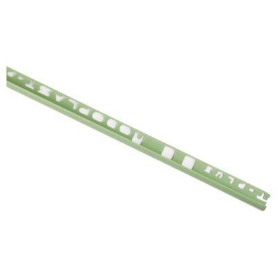 Perfil 9.5mm x 2.4m Verde